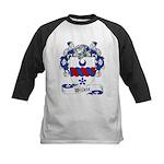 Wilkie Family Crest Kids Baseball Jersey