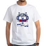 Wilkie Family Crest White T-Shirt
