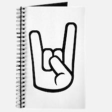 Rock Hand Journal