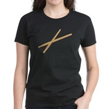 Drums - Drumsticks Tee