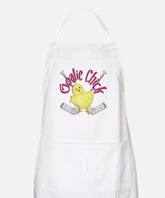 Goalie Chick BBQ Apron