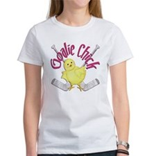 Goalie Chick Tee