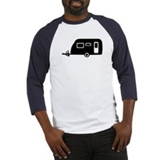 Caravan - trailer Baseball Jersey