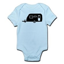 Caravan - trailer Infant Bodysuit