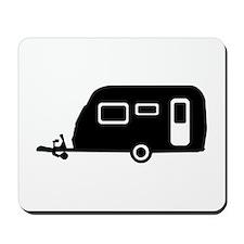 Caravan - trailer Mousepad