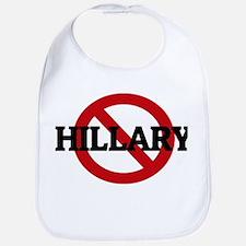 Anti-Hillary Bib