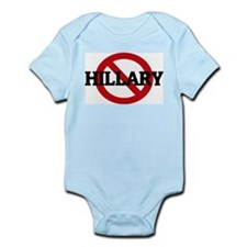 Anti-Hillary Infant Creeper