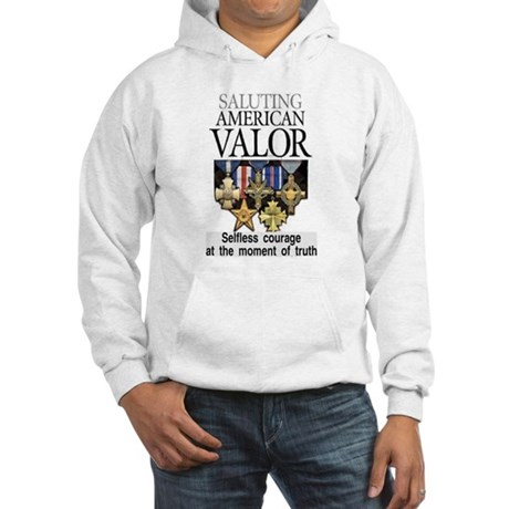 AMERICAN VALOR Hooded Sweatshirt