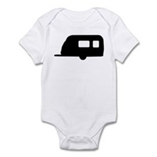 Trailer - camping Infant Bodysuit
