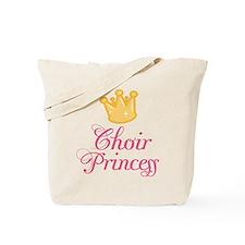 Choir Princess Tote Bag