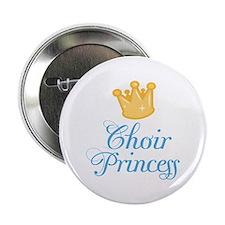 """Choir Princess 2.25"""" Button"""