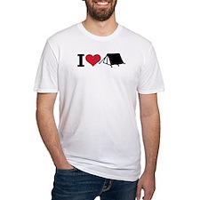 I love camping - tent Shirt