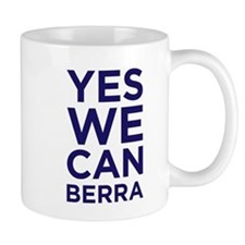 Yes We Canberra Mug
