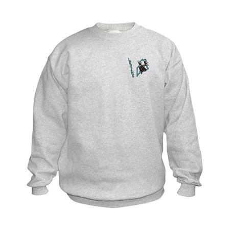 42nd Bomb Wing Kid's Sweatshirt