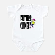 Unique Future climber Infant Bodysuit