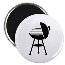 "BBQ - Grill 2.25"" Magnet (10 pack)"
