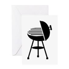 BBQ - Grill Greeting Card