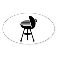 BBQ - Grill Decal