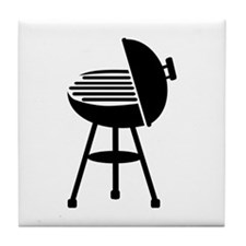BBQ - Grill Tile Coaster