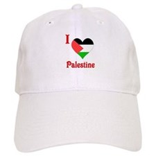 I Love Palestine #5 Baseball Cap