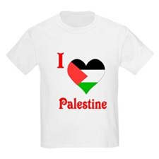 I Love Palestine #5 T-Shirt