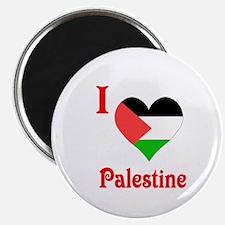 I Love Palestine #5 Magnet