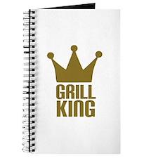 BBQ - Grill king Journal