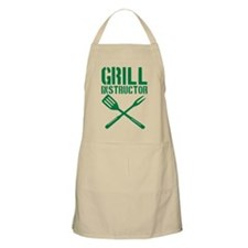 BBQ - Grill Instructor Apron