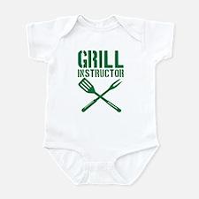 BBQ - Grill Instructor Infant Bodysuit
