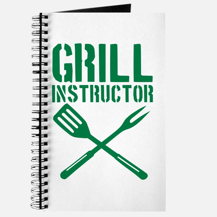 BBQ - Grill Instructor Journal