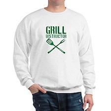 BBQ - Grill Instructor Sweatshirt