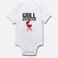 Barbecue - Grill Instructor Infant Bodysuit