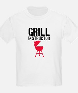 Barbecue - Grill Instructor T-Shirt