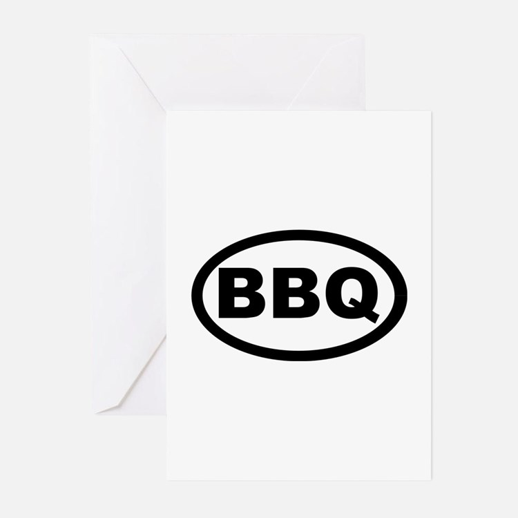 BBQ Greeting Cards (Pk of 10)