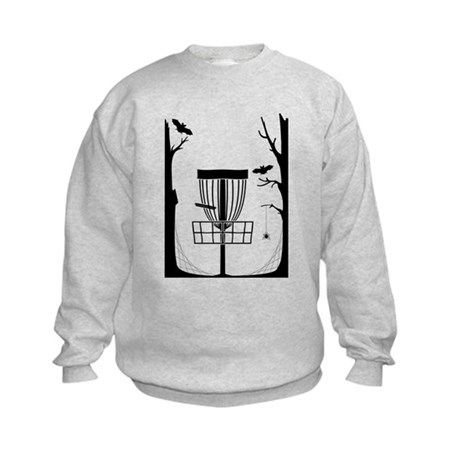 Disc Golf Kids Sweatshirt