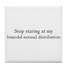 Stop Staring At My Bimodal Distribution Tile Coast