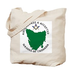 Tasmanian Masons Tote Bag
