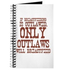 Breastfeeding Outlaw Journal