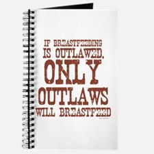Breastfeeding Outlaw Journal
