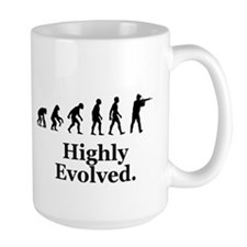Shooting Evolution Mug