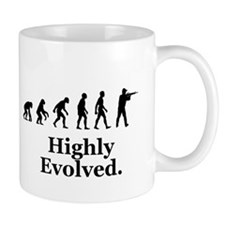 Shooting Evolution Mug