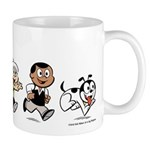 Running! Mug