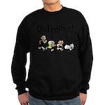 Running! Sweatshirt (dark)