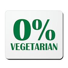 Meat - BBQ - 0% Vegetarian Mousepad