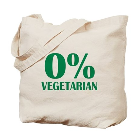 Meat - BBQ - 0% Vegetarian Tote Bag