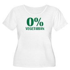 Meat - BBQ - 0% Vegetarian T-Shirt