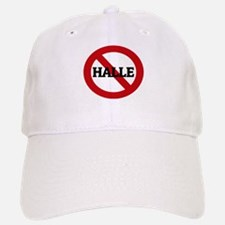 Anti-Halle Baseball Baseball Cap