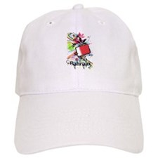 Flower Bahrain Baseball Cap