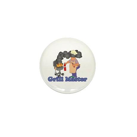 Grill Master Mini Button (10 pack)