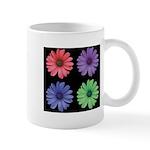 Four Color African Daisy Mug
